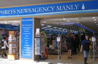 Humphreys-Newsagency