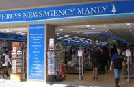 Humphreys-Newsagency