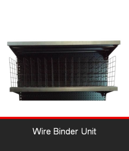 Wire Binder Unit Insert