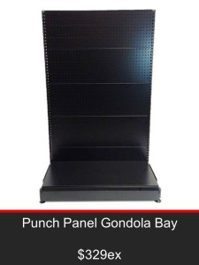 Punch Panel Gondola Bay