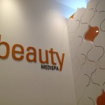 ibeauty-reception-signage