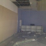 i-feel-good-24-7-gym-gowan-road-weights-wall-and-swb-cupboard-before-fit-out