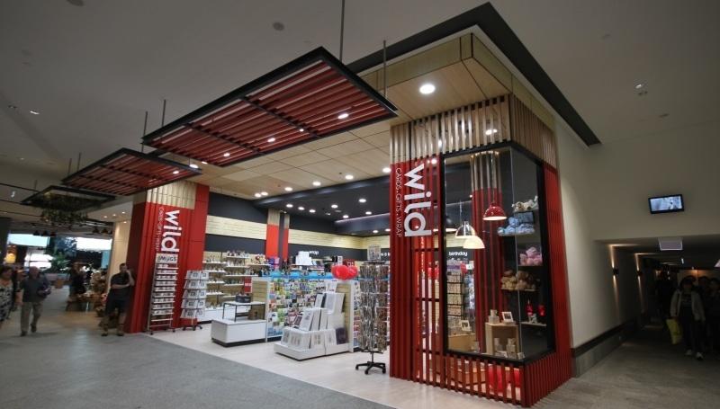 Full shopfront