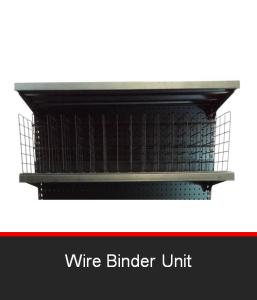 Wire Binder Unit Insert